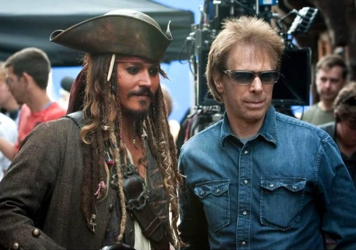 Jerry Bruckheimer May Lose His Final Cut On Pirates Of The Caribbean 5