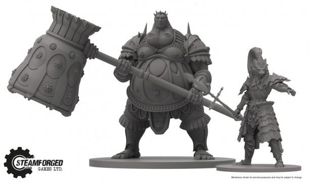 The Dark Souls Board Game Kickstarter Campaign Goes Live Later Today