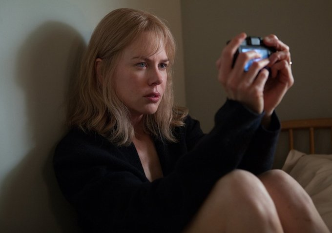 First Look At Nicole Kidman And Colin Firth In Before I Go To Sleep