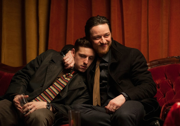 Watch James McAvoy In New Red Band Trailer For Filth