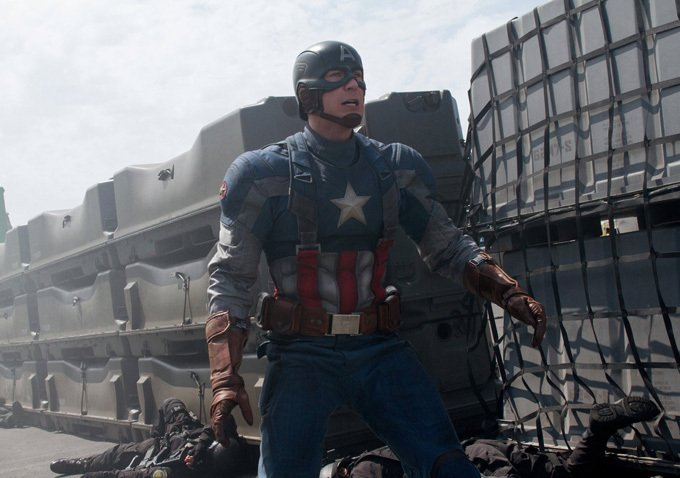 New Captain America: The Winter Soldier TV Spot Has A Major Spoiler, Or Does It?
