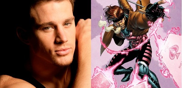 Channing Tatum Wants To Play Gambit In An X-Men Film