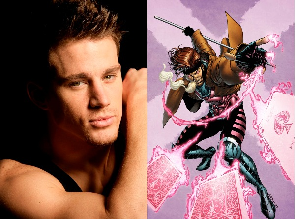 Channing Tatum Eyes Gambit Role X-Men