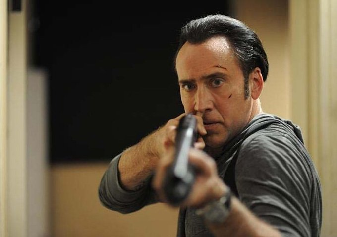 Experience The Cage Rage In New Trailer For Revenge Actioner