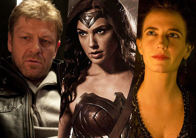 Wonder Woman Reportedly Eyeing Sean Bean And Eva Green For Villain Roles