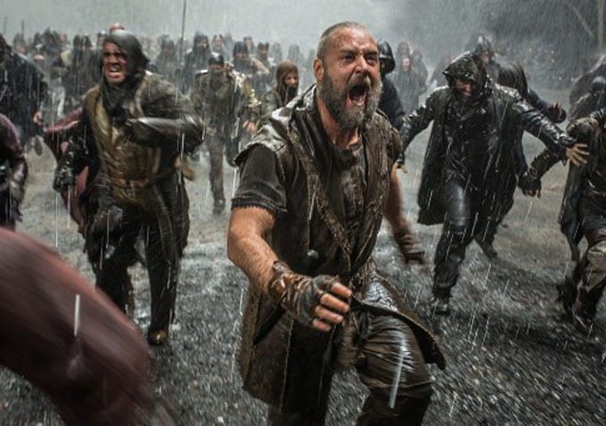 The Storm Cannot Be Stopped In Super Bowl Spot For Noah