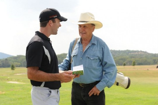 Roundtable Interview With Robert Duvall and Lucas Black On Seven Days in Utopia