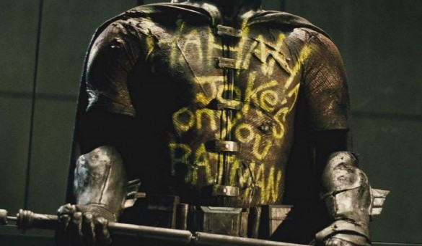 Jason Todd Batman V Superman Robin