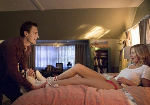 Cameron Diaz And Jason Segel Have Their Heads In The Cloud In Sex Tape Red Band Trailer