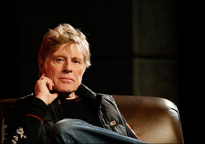Robert Redford In Talks For Captain America: The Winter Soldier