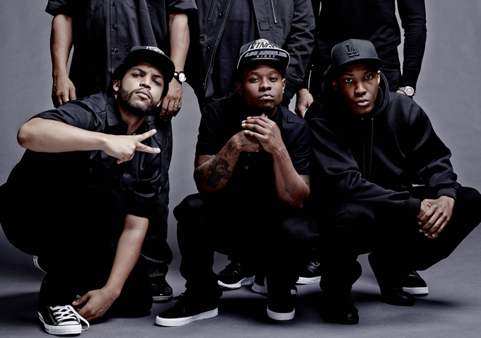 First Look At The Cast And Filmmakers For NWA Biopic Straight Outta Compton