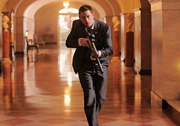 First Trailer For White House Down Shows Channing Tatum Saving The Nation
