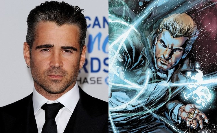 Is Colin Farrell Being Eyed To Play John Constantine In Justice League Dark?