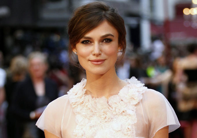 %name Keira Knightley Joins Benedict Cumberbatch In The Imitation Game