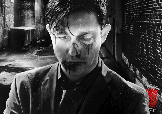 New Stylized Posters And Images For Sin City: A Dame To Kill For