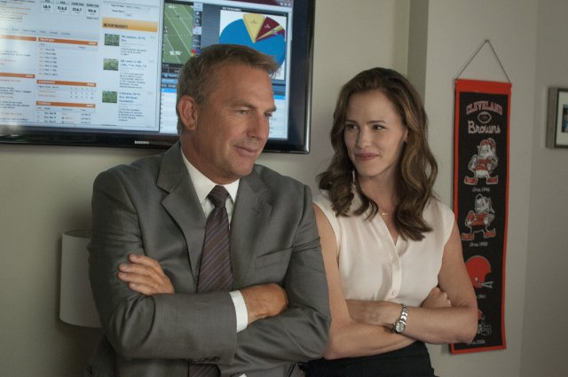 Kevin Costner Must Save The Cleveland Browns In Draft Day Trailer