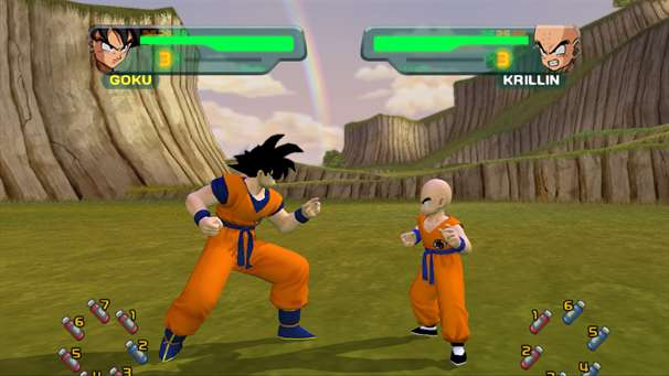 Dragon Ball Z Budokai HD Collection Review