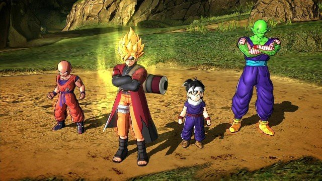 dragon ball z the battle of z 01 2 640x360 Dragon Ball Z: Battle Of Z Review