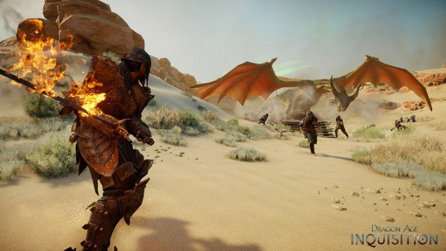 Dragon Age: Inquisition Game Of The Year Edition Includes DLC Download Voucher
