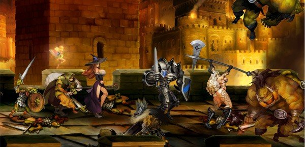Dragon's Crown Will Have Competitive Multiplayer