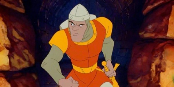 Dragon's Lair XBLA Will Include Kinect Controls