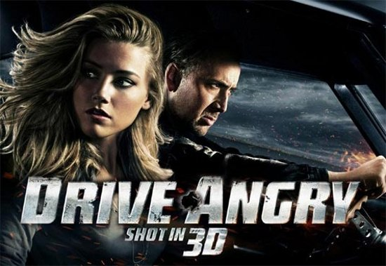 Drive Angry 3D Review
