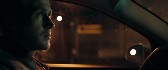 First Footage Of Drive Starring Ryan Gosling