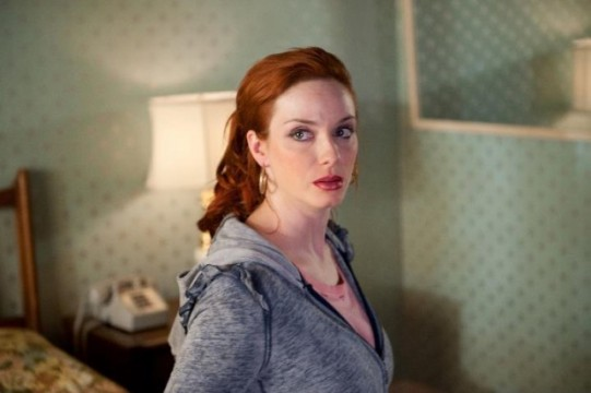 Roundtable Interview With Christina Hendricks On Drive