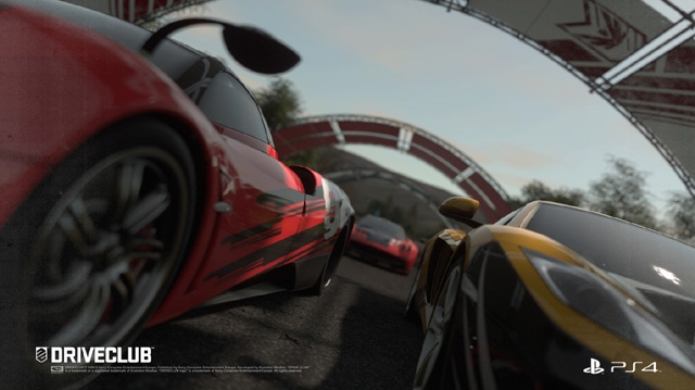Sony Confirms That Driveclub Has Been Delayed Until Early 2014