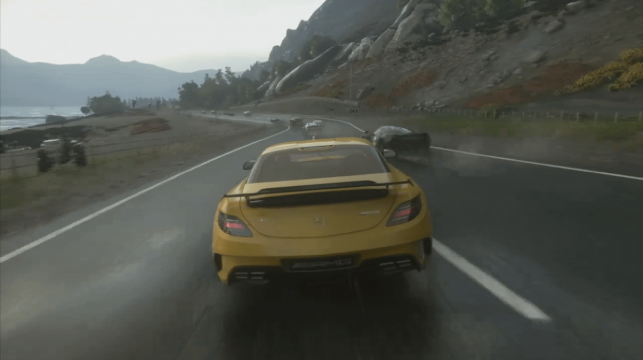 Driveclub Servers Are Back Online But New Players Are Struggling To Join The Race
