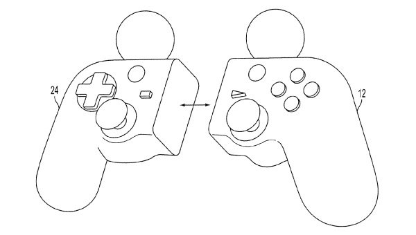 Sony Files Patent For DualShock / Move Break-Apart Controller