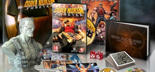 Hail to the King, Baby! Duke Nukem Forever: Balls of Steel Edition Announced
