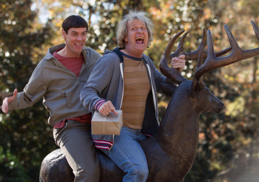 The Shaggin' Wagon Returns In Dumb And Dumber To Poster