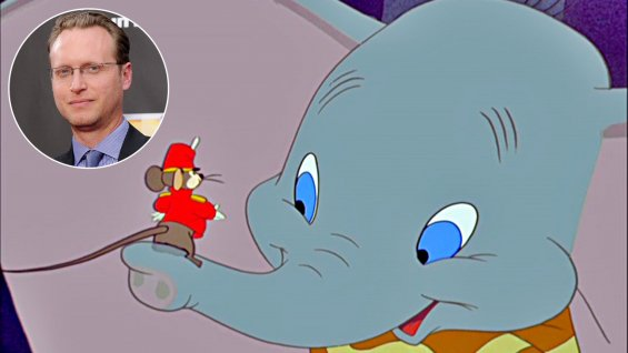 Live-Action Dumbo In The Works With Transformers Scribe