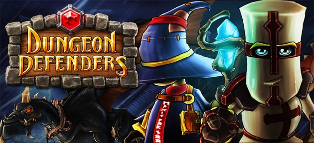 Dungeon Defenders Now Available For Mac; New DLC And Free Weekend Also Available