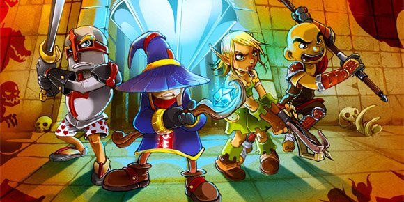 Become One Of The Dungeon Defenders This October