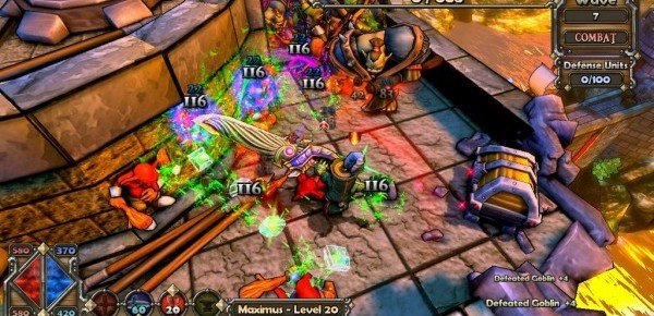 Dungeon Defenders Will Be Soul Consuming