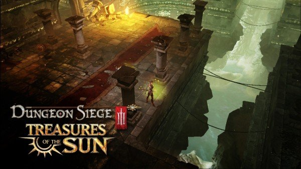Dungeon Siege III: Treasures Of The Sun DLC Review