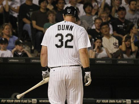 The White Sox Should Say Goodbye To Adam Dunn