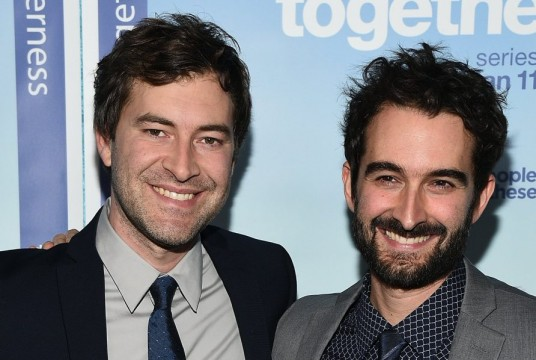 duplass brother mark and jay and-jay