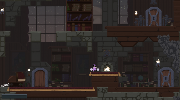 Dustforce Has Brought Its Janitorial Platforming To Mac; Currently On Sale For Half Price