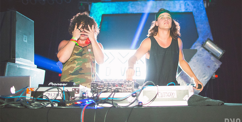 DVBBS Dropped From Sziget Fest Following Controversy