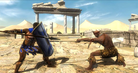 Deadliest Warrior: Legends Brings Its Arsenal To XBLA Today