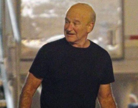 First Look At Robin Williams As Dwight Eisenhower For The Butler