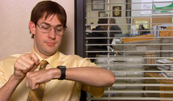 dwight impersonation the office The Office: A Long, Hard (Thats What She Said) Look Back