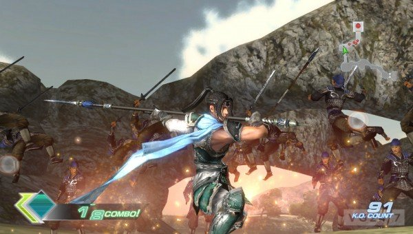 Dynasty Warriors Next Is Officially A Vita Launch Title