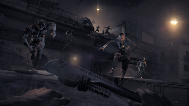 Dying Light Has Its Tension Level Upped Via Nighttime Gameplay Trailer