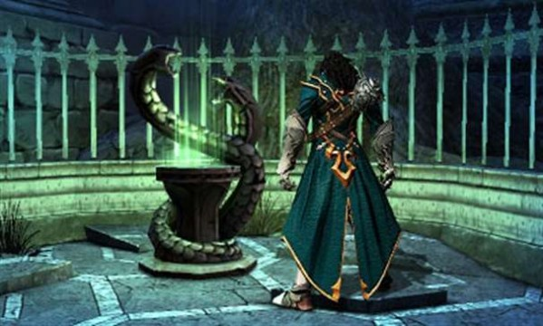 Castlevania: Lords of Shadow - Mirror of Fate Trailer Shows Off Slick Gameplay