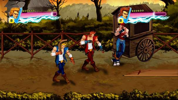 e3 2012 double dragon neon screenshots 1 Double Dragon: Neon Review