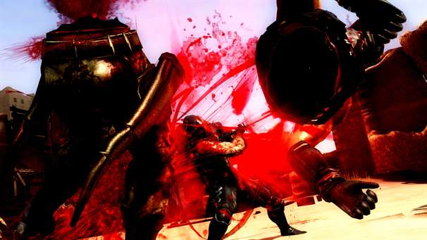 Ninja Gaiden 3 Razor S Edge Review